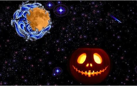 halloween scorpio moon
